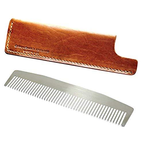 Chicago Comb Model No. 3 & Sheath Set, 2 pieces