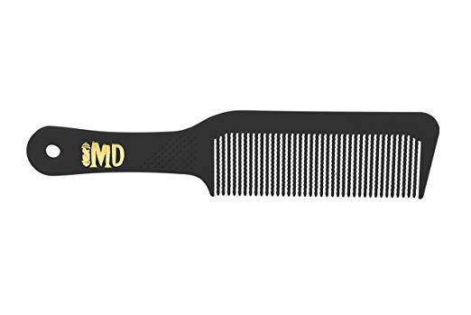 1 Dozen MD Centurion Flat Top Combs (Black)