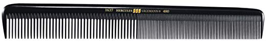 Hercules Hc1637 Extra-long Military Cutting Comb, 8.5