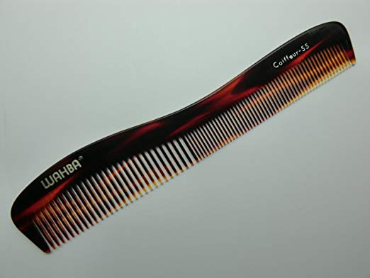 Charles J. Wahba - Dressing Comb (Jumbo Size for Fine & Coarse Hair)